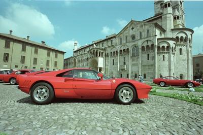 Ufficio Stampa Ferrari : Ferrari tutta la produzione le foto virgilio motori