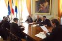 tavolo della firma per for modena