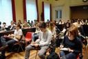 Studenti a lezione di Europa 2