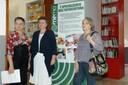 La presentazione della nuova biblioteca di Memo con Adriana Querzè, Francesca D'Alfonso, Rita Borghi