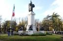 Alzabandiera al Monumento dei Caduti