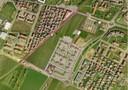 L'area di via Fratelli Rosselli interessata dalla variante