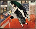 "Marc Chagall, ""Il compleanno"""
