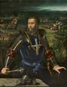 Battista Dossi, Ritratto di Alfonso I con Toson d'oro .jpg