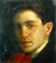 6 dicembre Alberto Artioli, Autoritratto, Modena, Museo Civico d'Arte.jpg