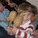 Attività musicali nei nidi e nelle scuole d'infanzia della città2
