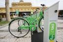 Il servizio di bike sharing alla Stazione dei treni