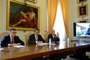 Conferenza stampa sul San Paolo