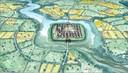 Terramare e ambiente ricostruzione di villaggio terramaricolo.jpg