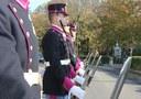 La Guarda d'onore degli allievi dell'Accademia militare