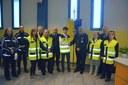 Volontari Narxis al Comando della Municipale