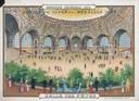 figurina della Sala delle feste. Esposizione Universale del 1900
