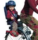 Seggiolino posteriore in bici
