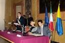 Protocollo caserme, l'intervento del sindaco Muzzarelli