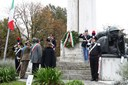 4 Novembre al Monumento dei Caduti