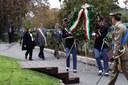4 Novembre. Cerimonia al Monumento dei Caduti