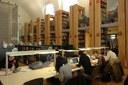 biblioteca delfini su e giù