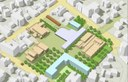 Una immagine di come sarà strutturato il Parco della Creatività