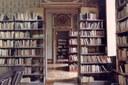 Biblioteca civica corso Canalgrande dal 1970