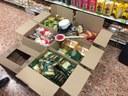 I prodotti sequestrati