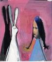 1) Gianluigi Toccafondo, Alice, copertina della rivista Linea d'Ombra, 1995.jpg