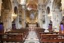 Chiesa di San Barnaba, l'interno