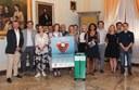 FarmacoAmico: foto di gruppo con tutti i partner del progetto