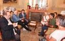 Luciano Belloi, Baldo Flori, Gian Carlo Muzzarelli, Silvana Pini in Vecchi, Davide Vecchi, Maura Bigi.jpg