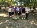 Parco Ferrari, il gruppo dei volontari di Cittadinanzattiva