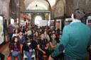 L'assessore Bosi incontra la delegazione di studenti delle Marconi ed europei impegnati nel progetto europeo per la pace