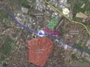 1 - area della città