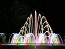 fontane di luce colori