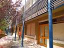 Il cantiere alle scuole Galilei-Calvino