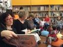 volontarie biblioteca strega teodora al policlinico.jpg