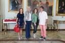 a Modena per un documentario troupe da Novi Sad