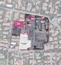 L'area interessata dai divieti di sosta  martedì 3 dicembre