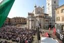 festival filosofia lezione in piazza Grande FotoSerenaCampanini