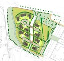 La planimetria della proposta di variante
