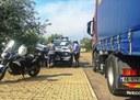 Controlli ai mezzi pesanti con Polizia municipale e tecnici della Motorizzazione civile
