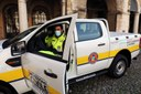 Nuovo pickup per il Gruppo comunale di Protezione civile