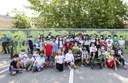 Foto di gruppo alla primaria Saliceto Panaro