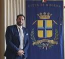Il consigliere comunale Alberto Bignardi