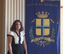 La consigliera comunale Federica Di Padova