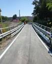 Il ponte di via Curtatona riaperto 2