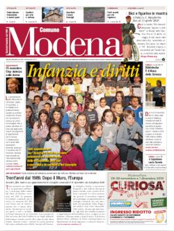 Modena comune Novembre 2019