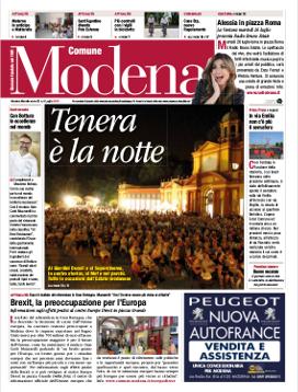 Modena Comune 07/2016