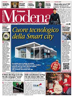 Copertina Comune Modena dicembre 2020