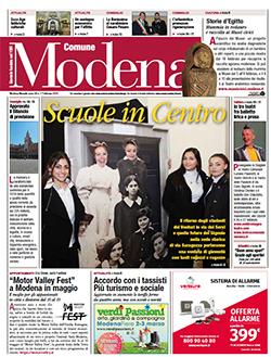 Copertina giornale febbraio 2019