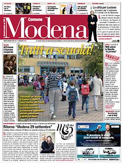 Copertina Giornale - Settembre 2019