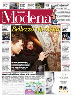 Modena Comune Gennaio 2020